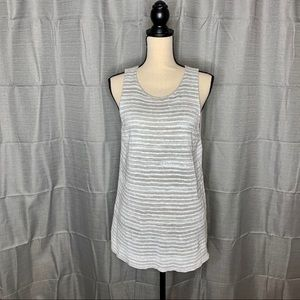 Lucky Brand Knit Tank Top size Large